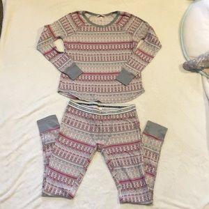 VS Thermal Pajama Set